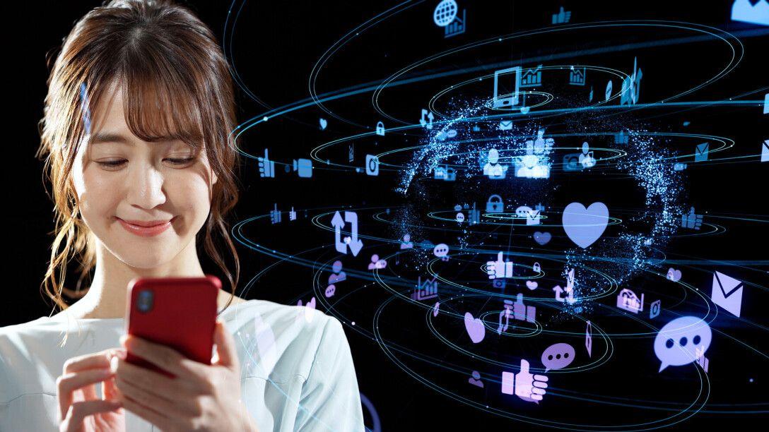 Япония, служба знакомств, смарт-сервис, ИИ