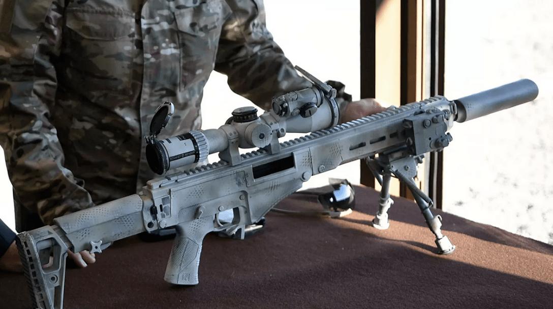 новая винтовка рф