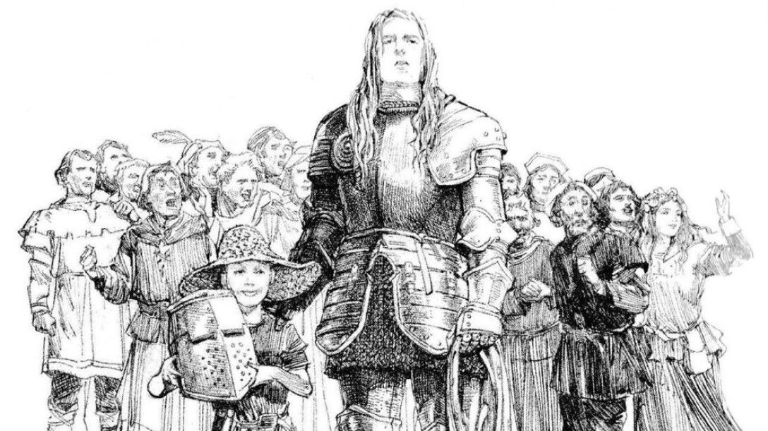 игра престолов, повесть о дунке и эгге