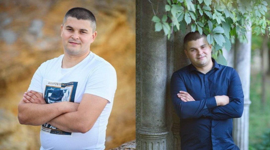 иван митькин, полицейский, измаил, фото