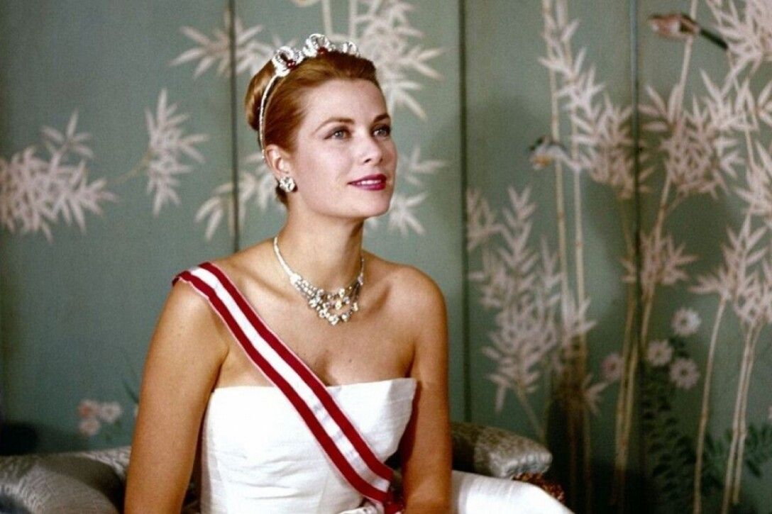 фото, платье Грейс Келли, княгиня Монако