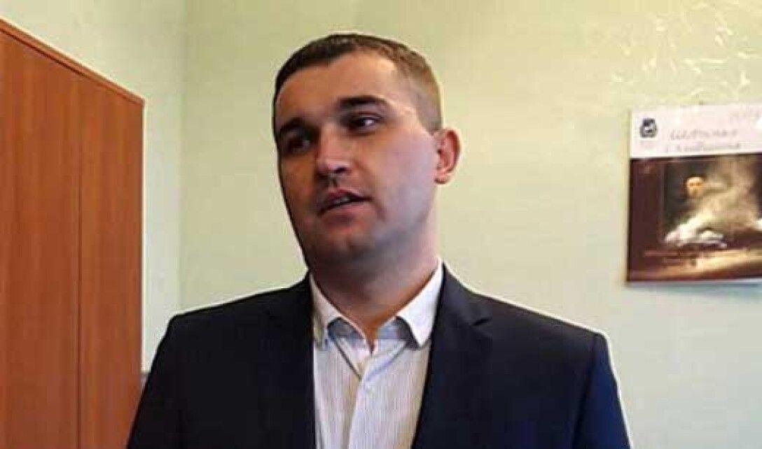 Виталий Куц, председатель Требуховского сельсовета Броварского района