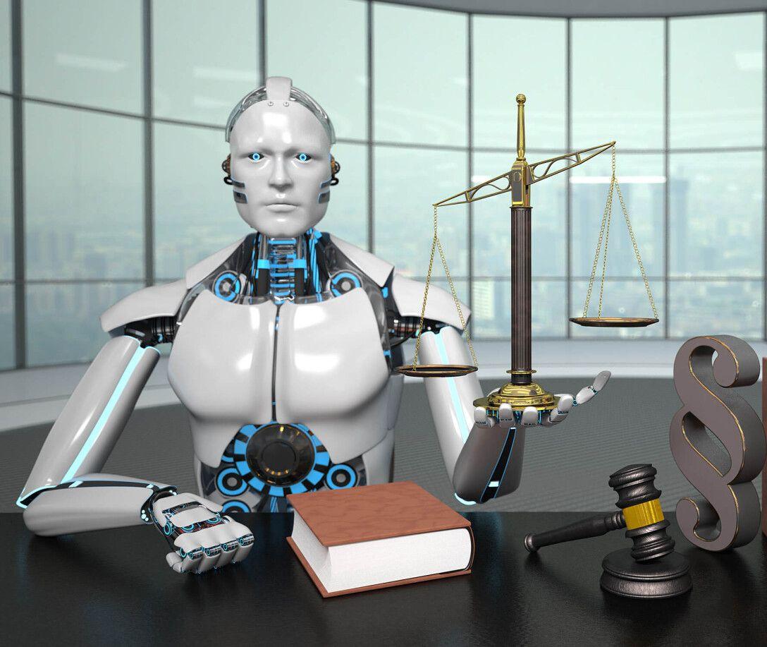 Китай, робот-судья, роботизация, судопроизводство