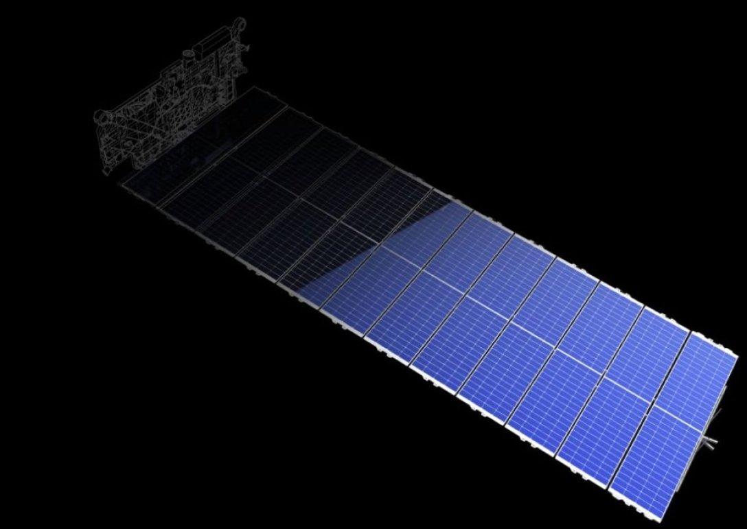 Интернет, спутник, Starlink, фото