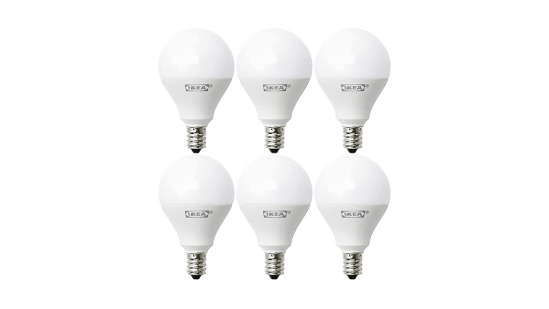 IKEA LED LIGHT BULB