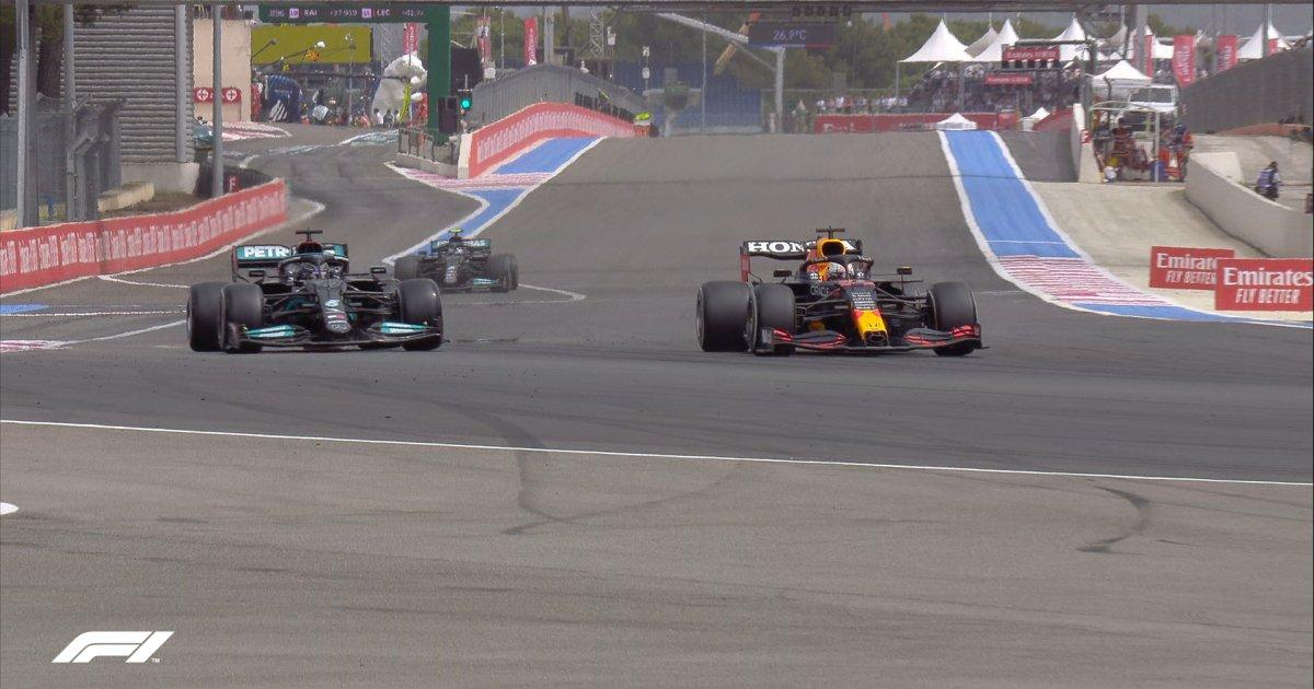Макс Ферстаппен выиграл Гран-при Франции чемпионата мира Формулы-1