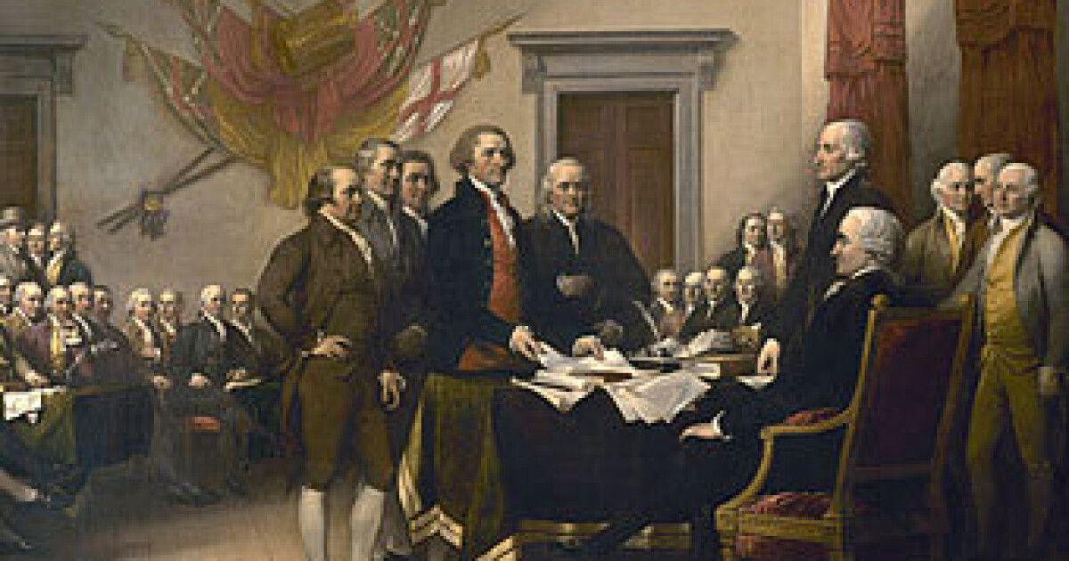 Декларации прав человека и гражданина 1789 г. Марсельеза