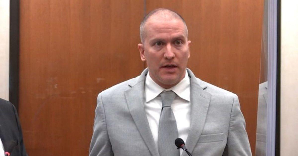 Экс-полицейский Дерек Шовин за убийство Джорджа Флойда приговорен к 22,5  годам тюрьмы