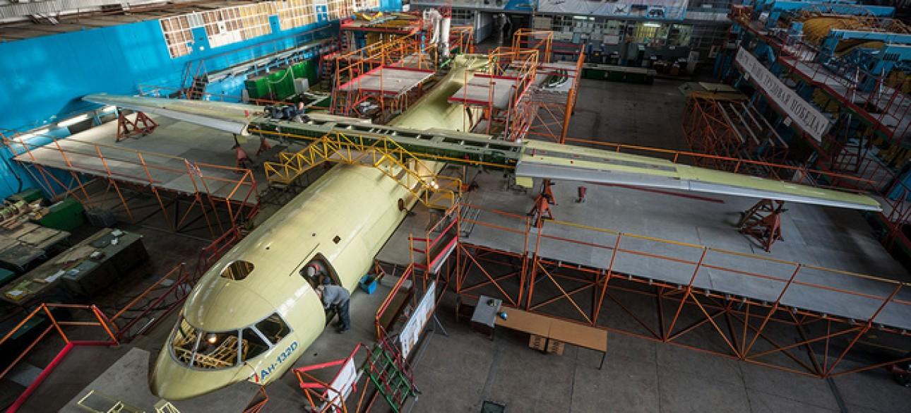 Локалізація промислового виробництва в Україні