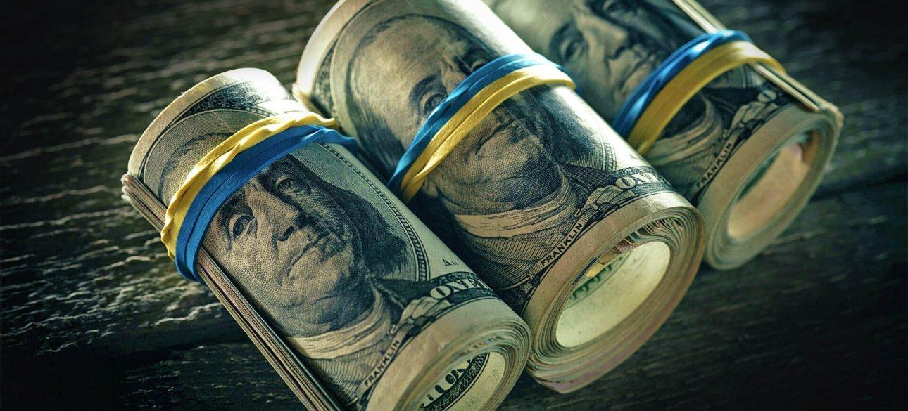Распределение денег МВФ