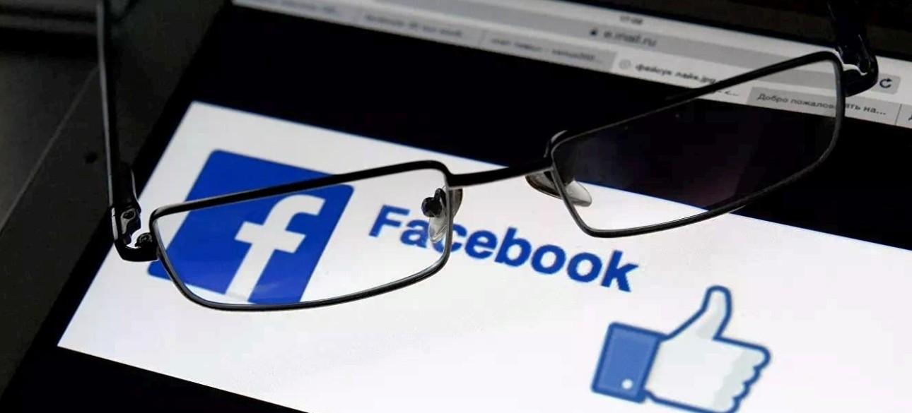 Збій в Facebook