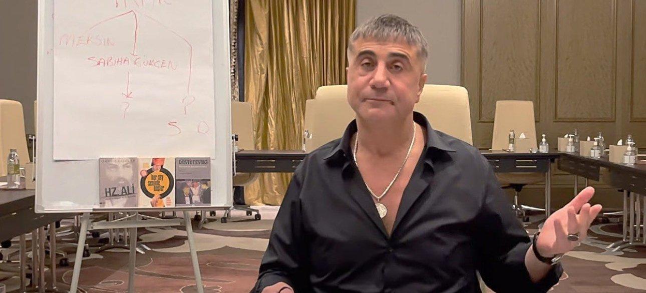 Турецкий криминальный авторитет Седат Пекер