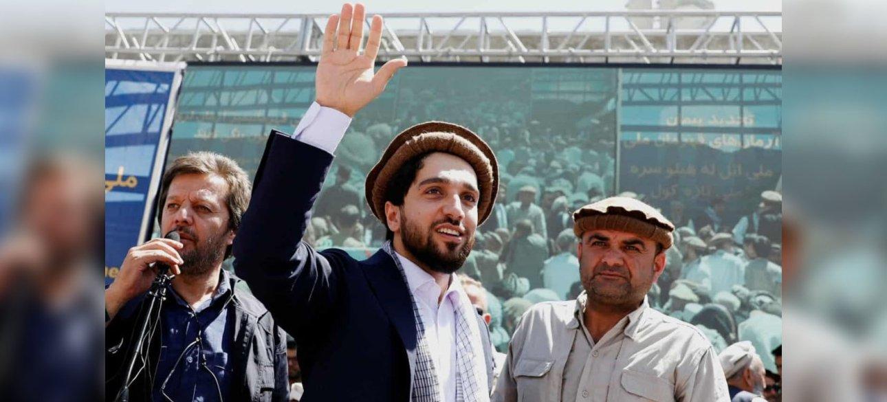 Лидер проигравшего талибам сопротивления в провинции Панджшер Ахмад Шах Масуд-младший