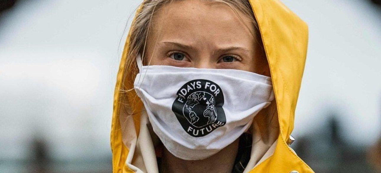 грета тунберг, климатическая активистка