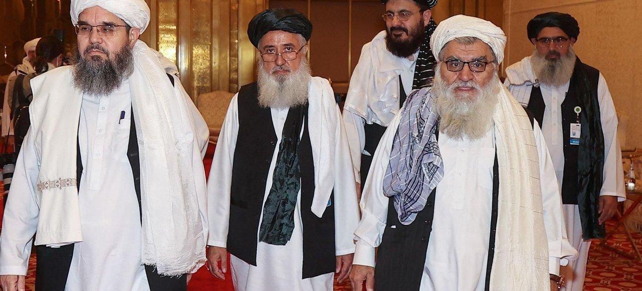 Уряд талібів в Афганістані