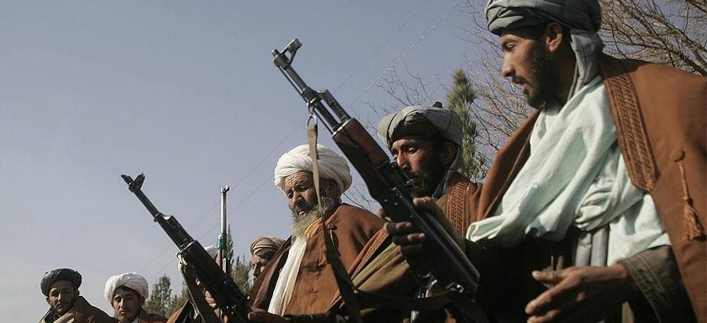 """Талибан"" захватил 32 округа в 34 провинциях Афганистана за последние 6 недель."