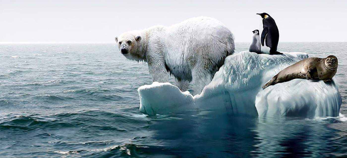Глобальное потепление и всемирный потоп