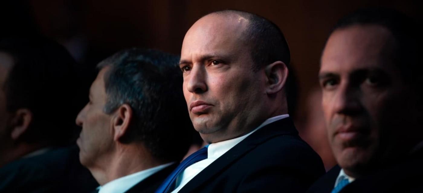 Новый премьер-министр Израиля Нафтали Бенет.