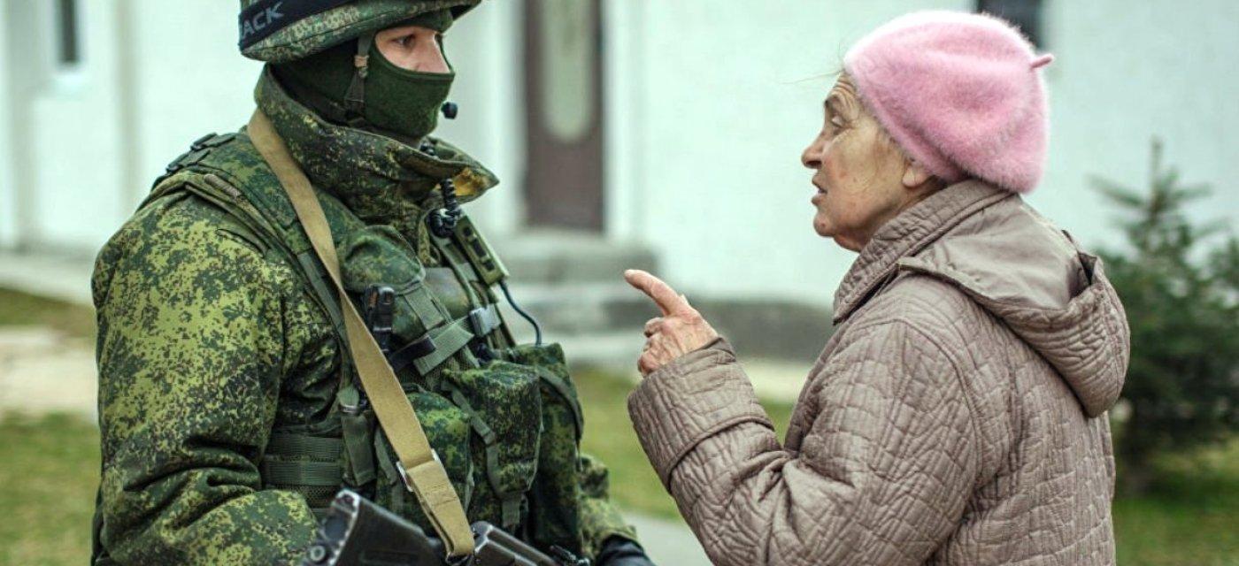"""З того моменту, коли """"ввічливі люди"""" без відзнак почали захоплення Криму, російсько-українська дружба стала історією"""