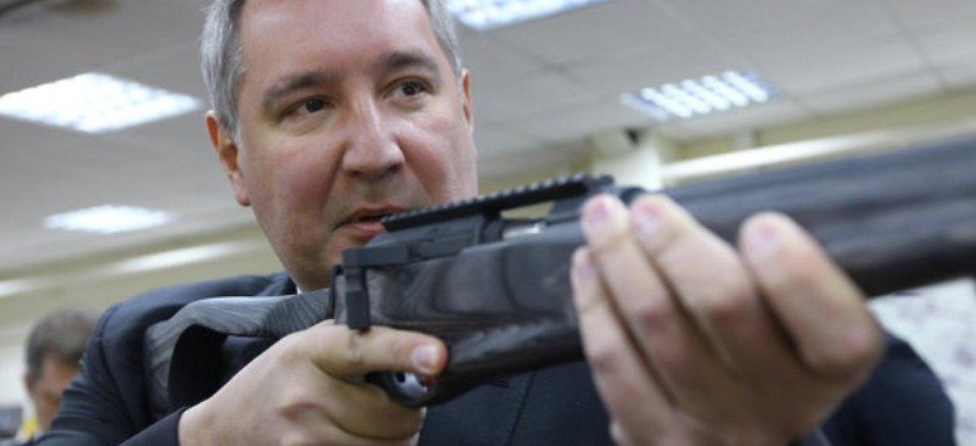 Дмитрий Рогозин / Фото: svop.ru