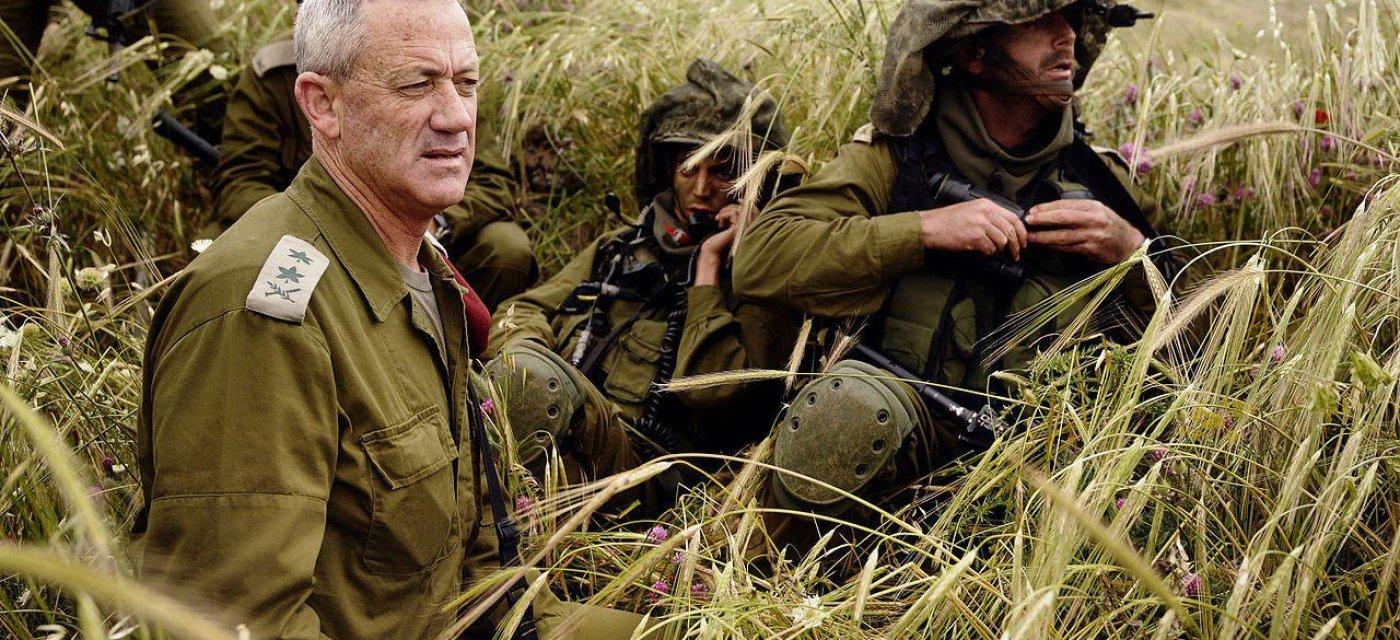 Бени Генц / Фото: Flickr - Israel Defense Forces