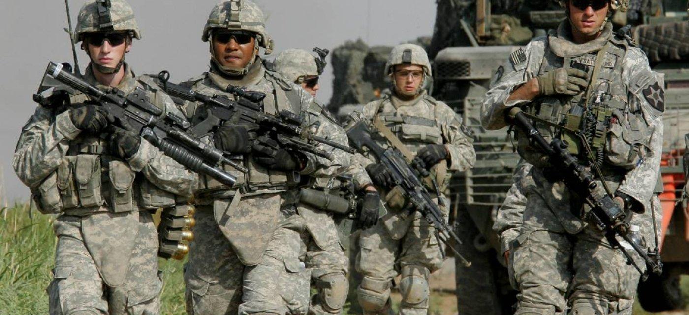 Армия США / Фото: masterok.livejournal.com