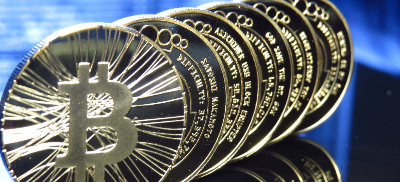 Фото: flickr.com / Physical bitcoin statistic coin Antana