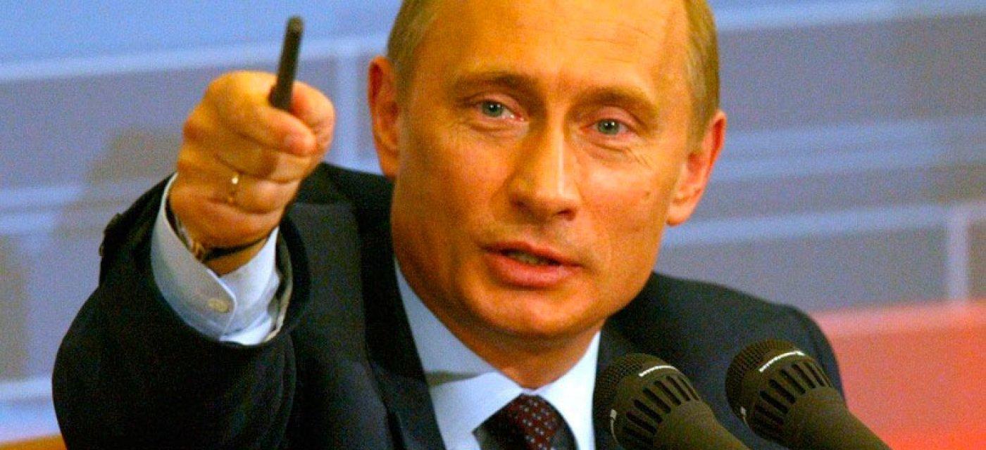 Владимир Путин о страданиях россиян
