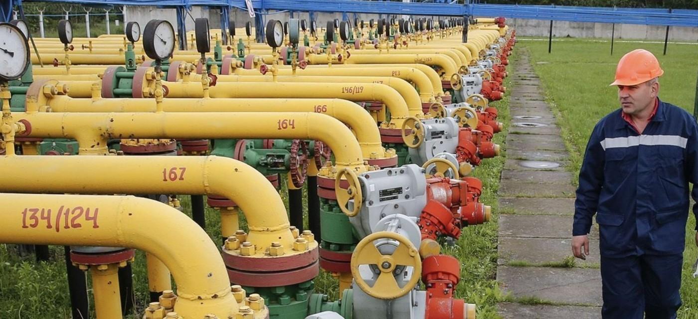 Транзит российского газа через украинскую ГТС