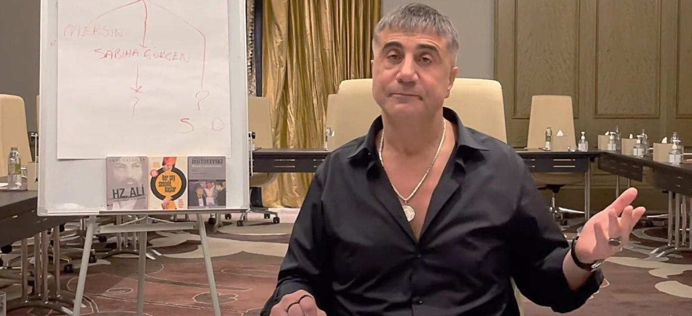 Турецький кримінальний авторитет Седат Пекер