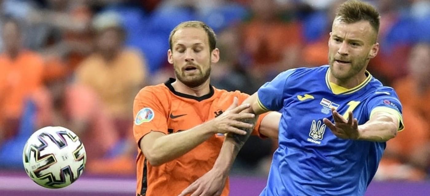 Андрей Ярмоленко, сборная Украины, сборная Нидерландов, Евро-2020