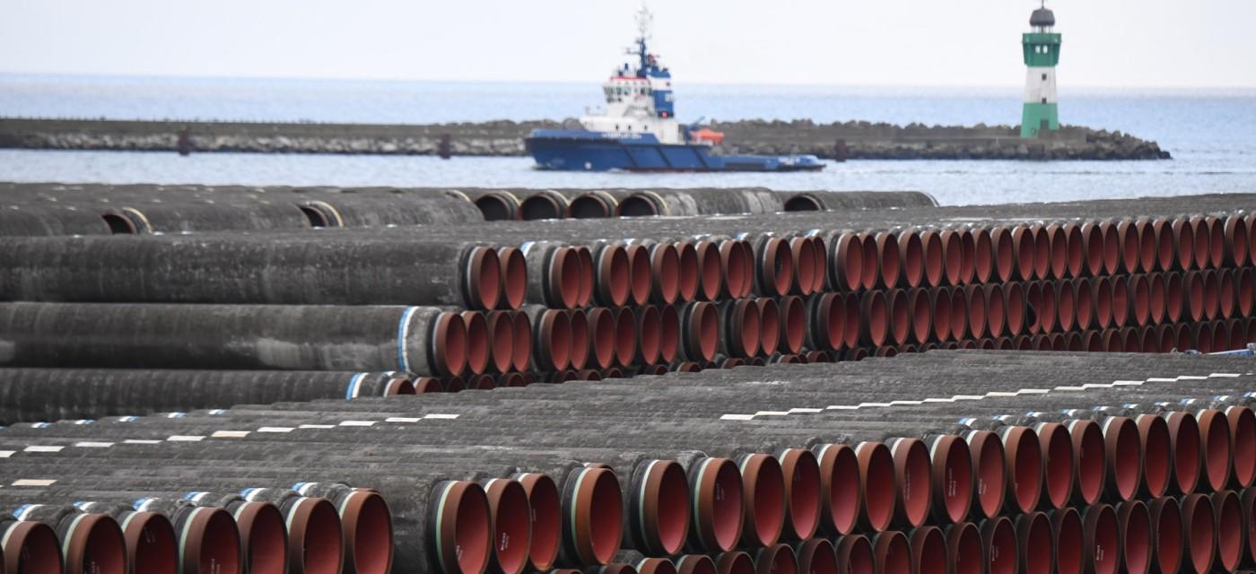 Будівництво газопроводу Північний потік-2