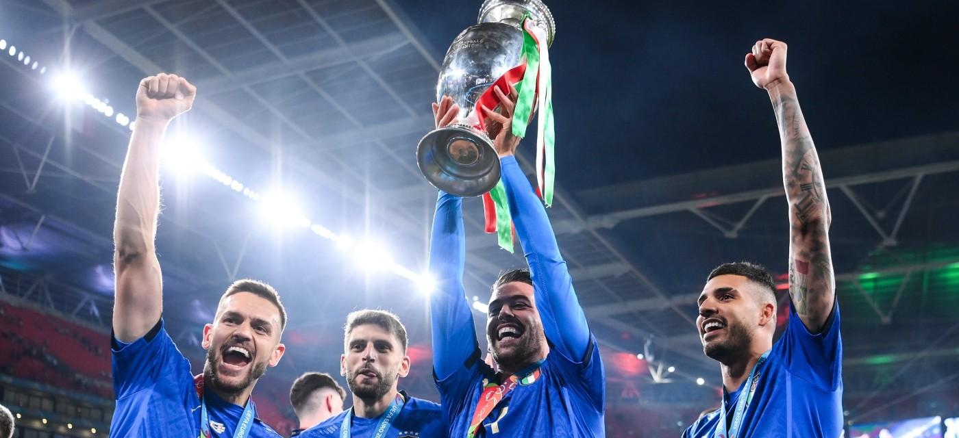 Сборная Италии, Евро-2020