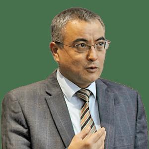 Бахтієр Ергашев