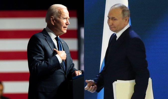 """""""Сложилось впечатление, что уровень доверия Байдена к словам Путина очень низкий"""", - Кулеба"""