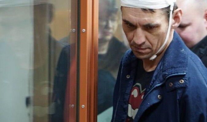 Захватившего отделение почты в Харькове арестовали на два месяца