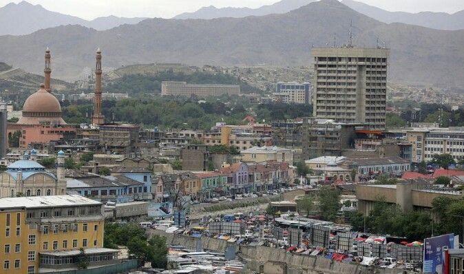 В Кабуле опять прогремел взрыв