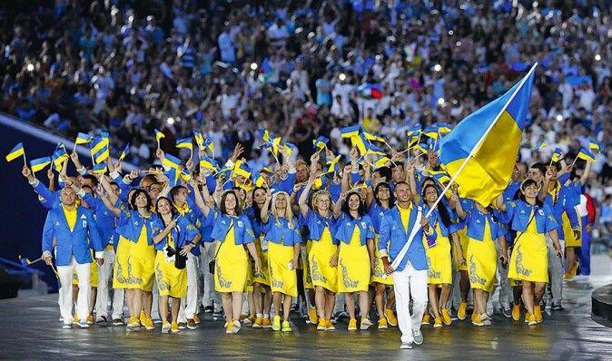 Киев выделил почти 2 млн гривен на вознаграждение олимпийским чемпионам и тренерам