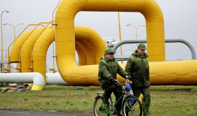 Киев и Брюссель одобрили новый путь для европейского газа в Украину