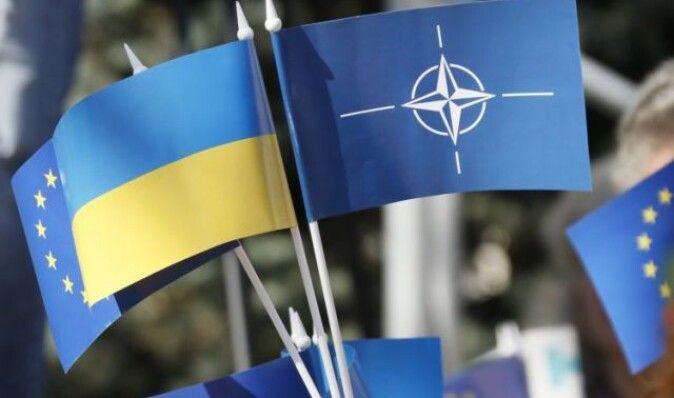 Больше половины европейцев поддерживают вступление Украины в НАТО