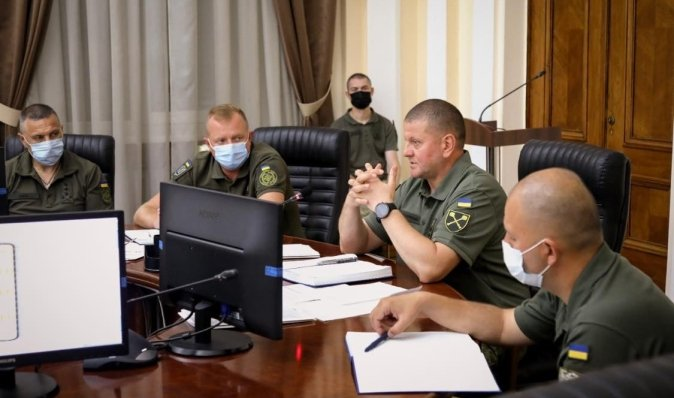 Реформа армии и развитие сержантского корпуса: Залужный назвал приоритеты своей деятельности