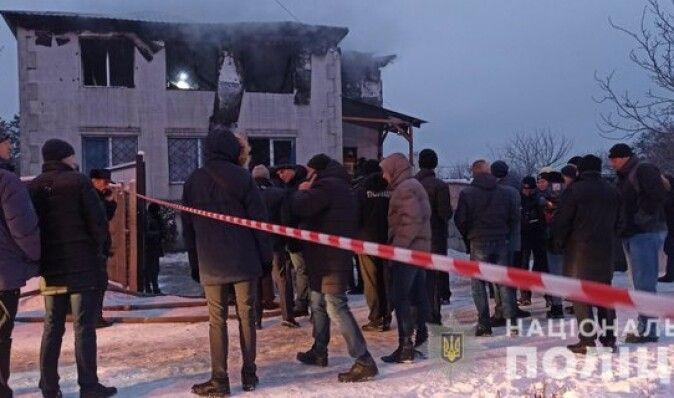 Пожар в Харькове: в Кабмине назвали причину трагедии в доме престарелых