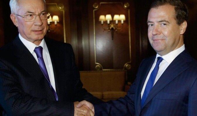 Украина подписала с Россией ряд новых договоренностей