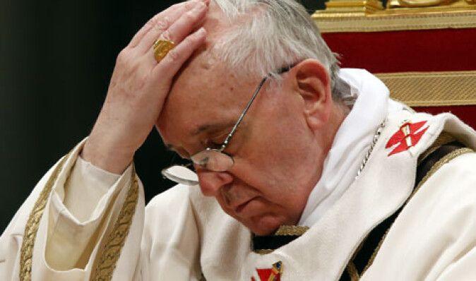 США могли прослушивать разговоры Папы Римского, - СМИ