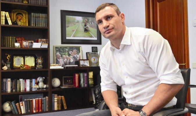 Партия Кличко обошла объединенную оппозицию в рейтинге политсил