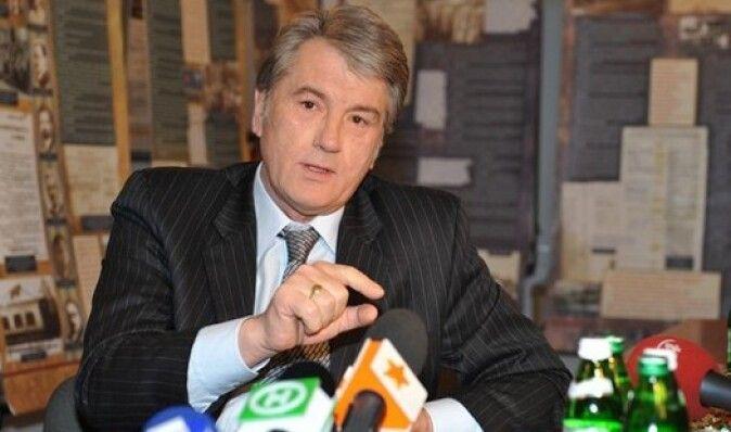 Ющенко об исключении из Нашей Украины: Это все интриги бездарностей