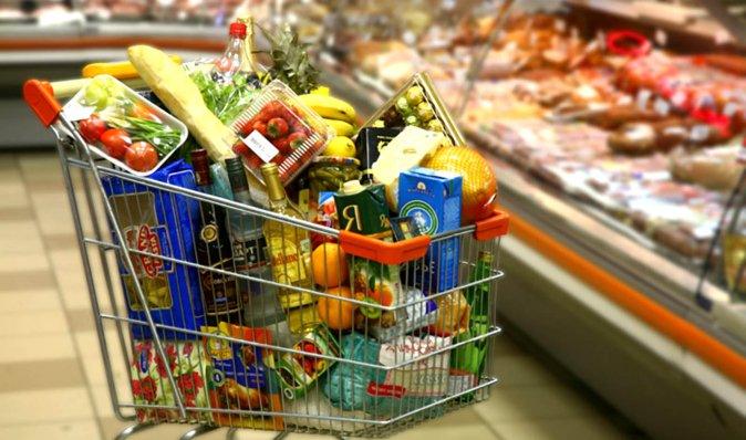 В Украине с начала года рост цен на продукты составил 4,8%, – Госстат