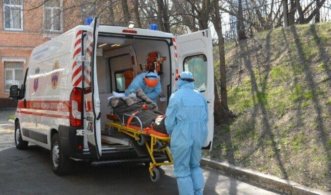Третья волна коронавируса: за 14 апреля госпитализировали 5 054 пациента