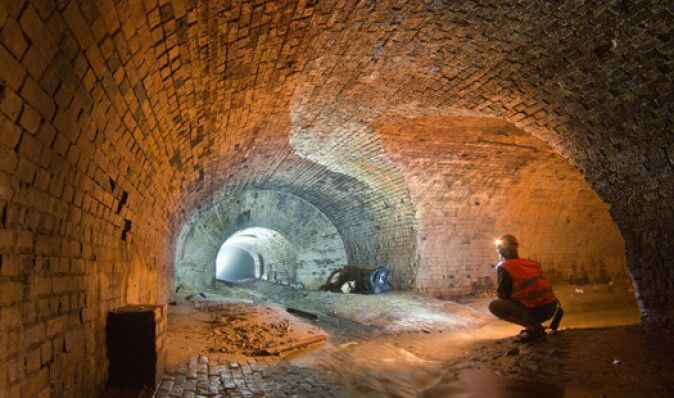 Красивая страна. Десять таинственных подземелий крупных городов Украины