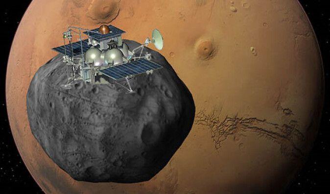 Роскосмос снова запустит Фобос-Грунт после серии лунных миссий